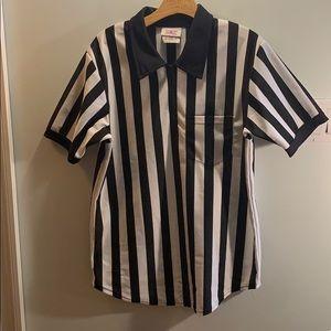 Teamwork Athletic Apparel referee shirt
